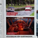 ekocharter vattenlimousin i batnytt båtcharter