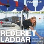 Sjöfartsverkets tidning intervjuar Cajsa