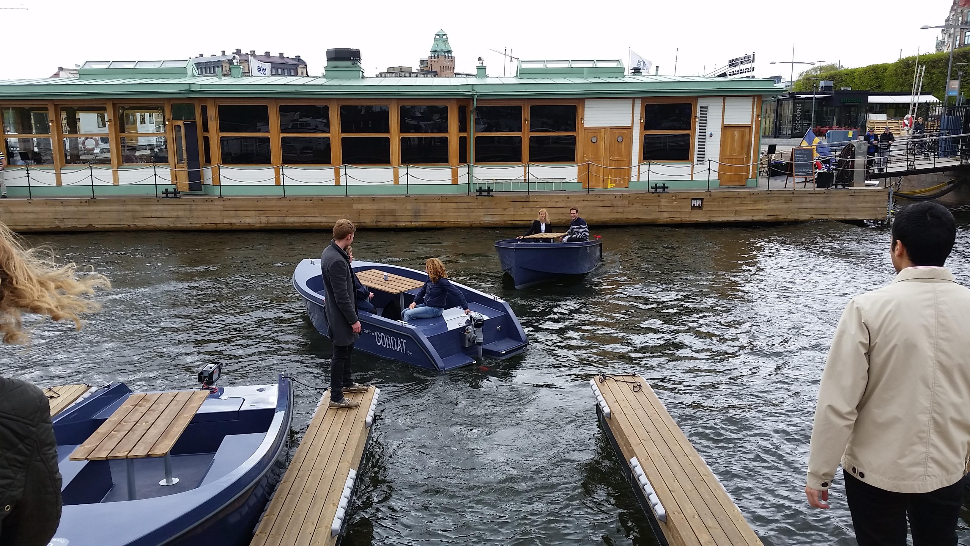 festlokal på båt stockholm
